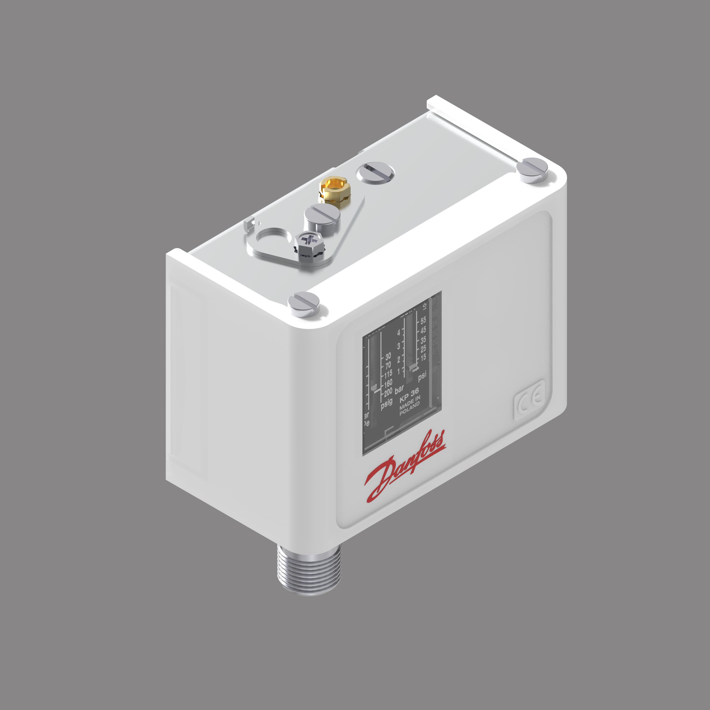 NEW Danfoss Pressure Switch KP36 KP-36
