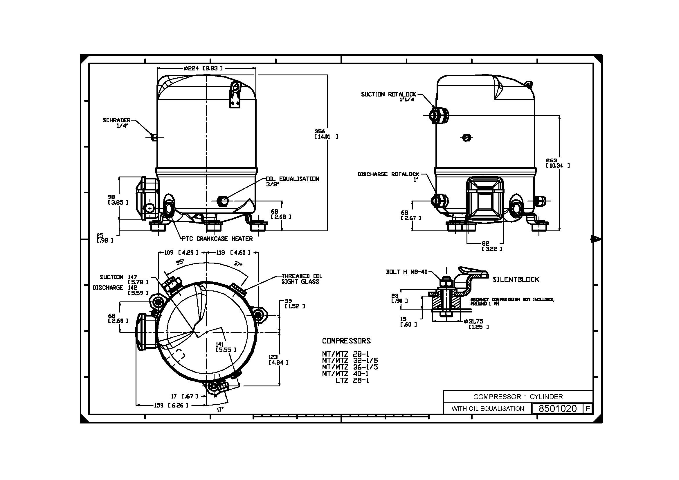 Maneurop Wiring Diagram - Wiring Diagrams on