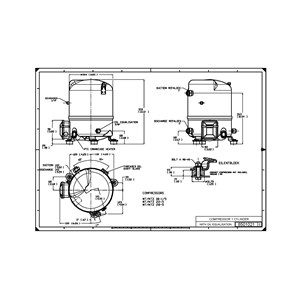 Maneurop Compressor Wiring Diagram