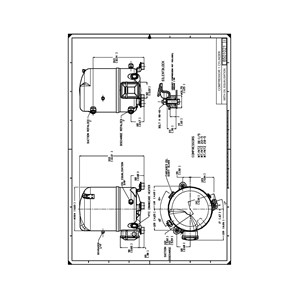 Brand technique: Reciprocating compressor, Model number
