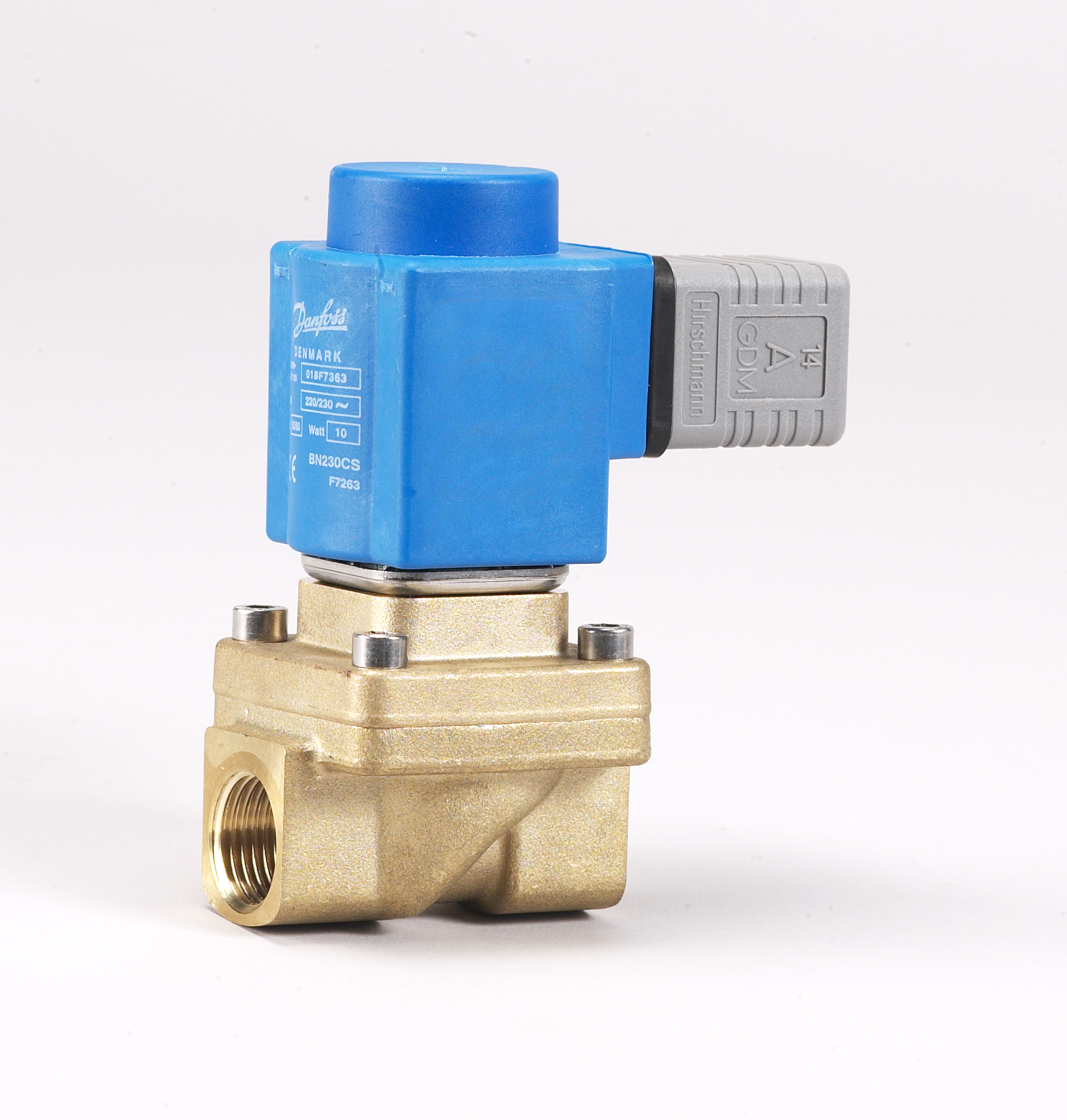 Solenoid valve, EV250B | Solenoid Valves | Valves | Industrial