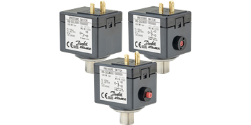 CO2 Pressure Switches