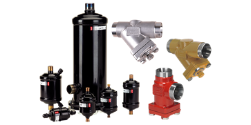 Filters, Strainers and Oil Separators