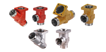 Multi Function Valve Body