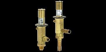 Reguladores de bypass de gas caliente