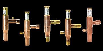 Mechanical Pressure Regulating Valves