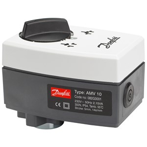Amv 10 Actuators Without Safety Function Actuators For