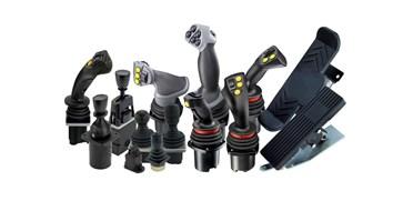 PLUS+1® Joysticks and Pedals
