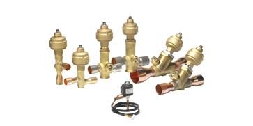 Расширительные клапаны с электрическим управлением
