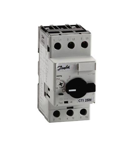 Автоматический выключатель, CTI 25M