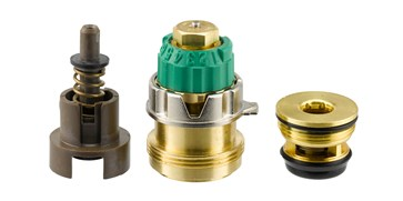 Rezervni delovi za radijatorske ventile