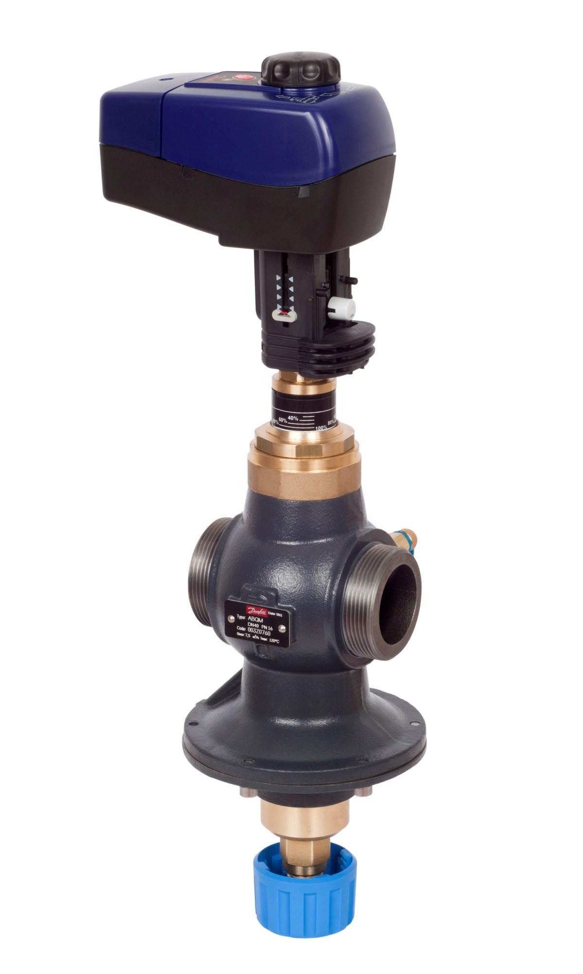Danfoss 065z7547-isolierzwischenstück//calefacción regulador de control calefacción
