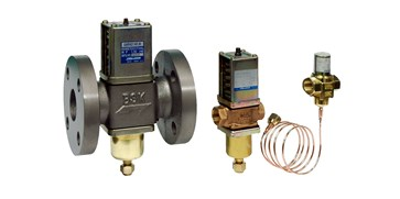 Water Regulating Valves