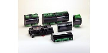 Controllo compressore e condensatore