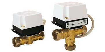 Motorised Zone Valves