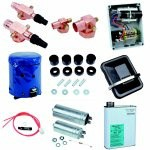 Spare Parts and Accessories for Danfoss Reciprocating Compressors (Air Conditioning)