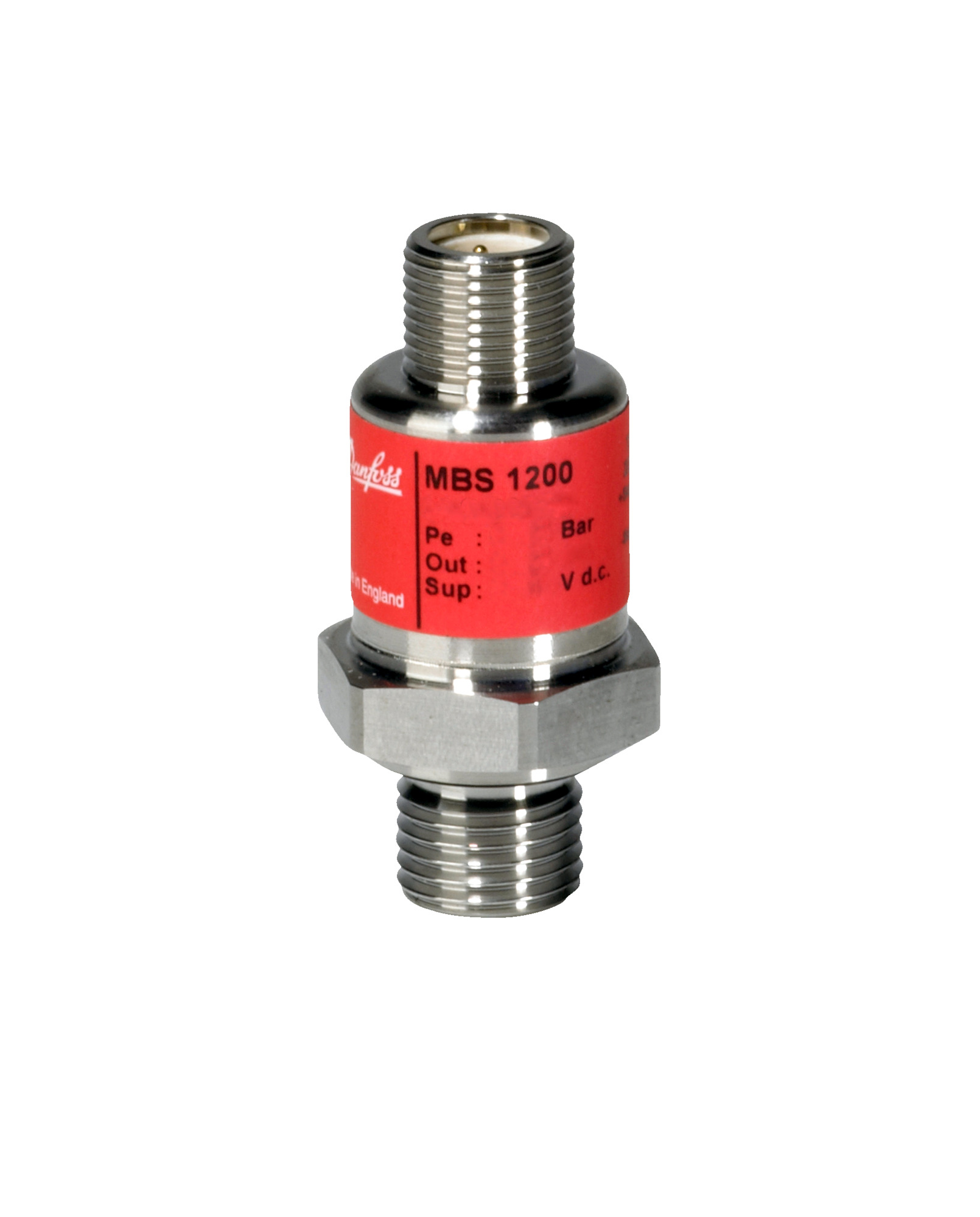 Преобразователь давления, MBS 1200