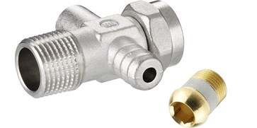 Spare Parts for Lockshield Valves
