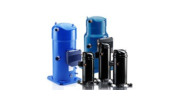 Scroll Compressors for Air Conditioning