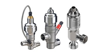 Transcritical Gas Bypass Valves