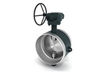Steel Butterfly valves for District Heating and District Cooling