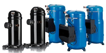 Compressors for Heating