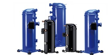 Scroll Compressors for Refrigeration