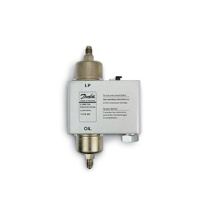 Differential pressure switch, MP55 | Differential Pressure