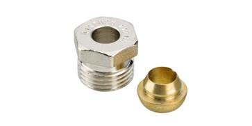Para tuberías de acero/cobre