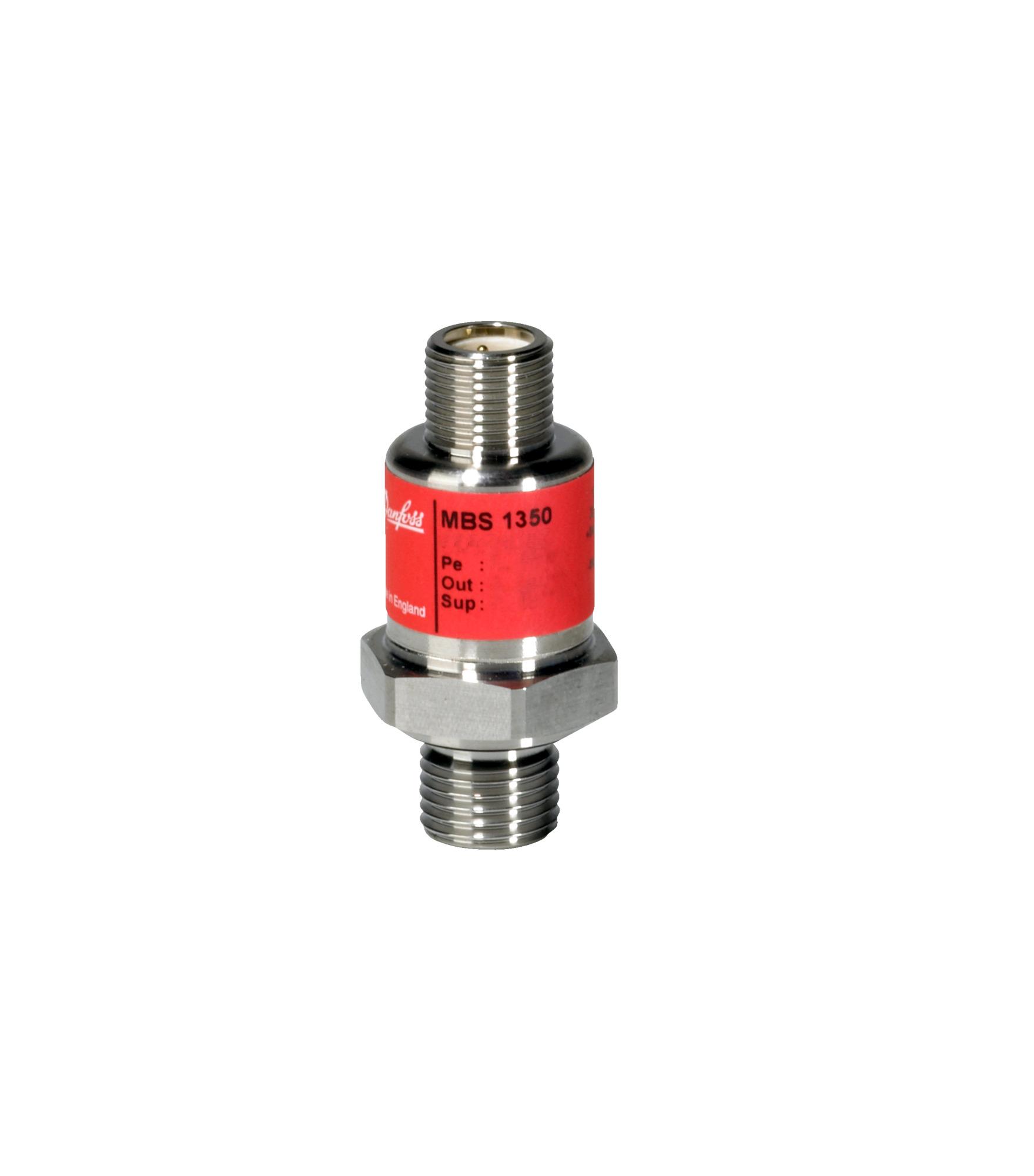 Преобразователь давления, MBS 1350