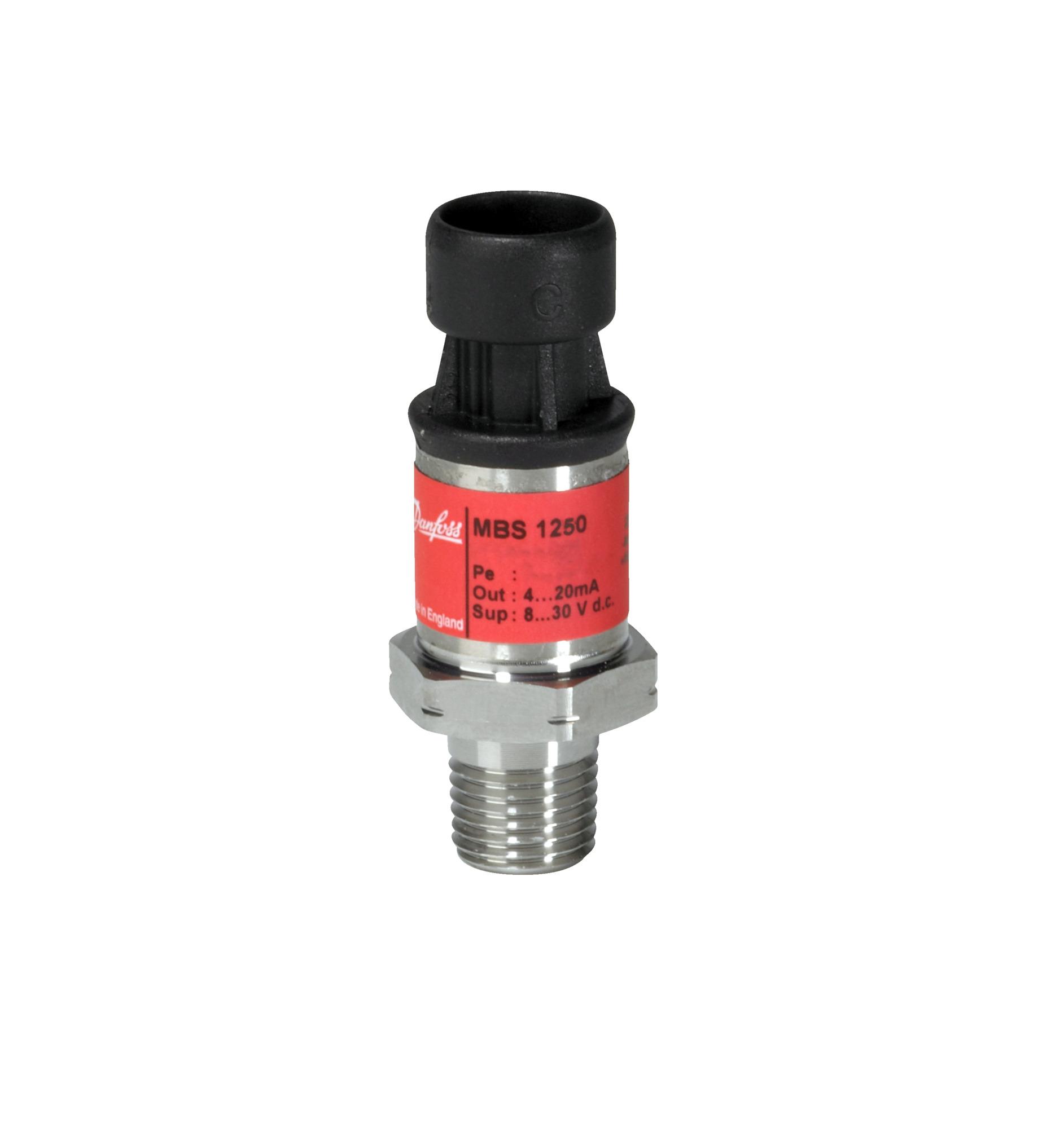 Преобразователь давления, MBS 1250