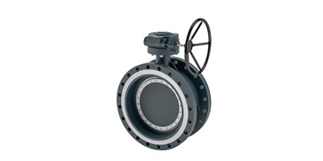 Steel Butterfly Valves with Manual Gear Box