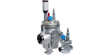 Pilot Operated Servo Valves