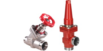 Stop and Shut-Off Valves