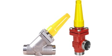 Components for Hand Operated Regulating Valves