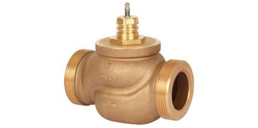 Valves for Heating and Cooling