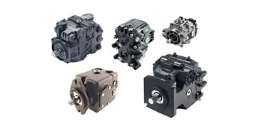 Closed Circuit Axial Piston Pumps