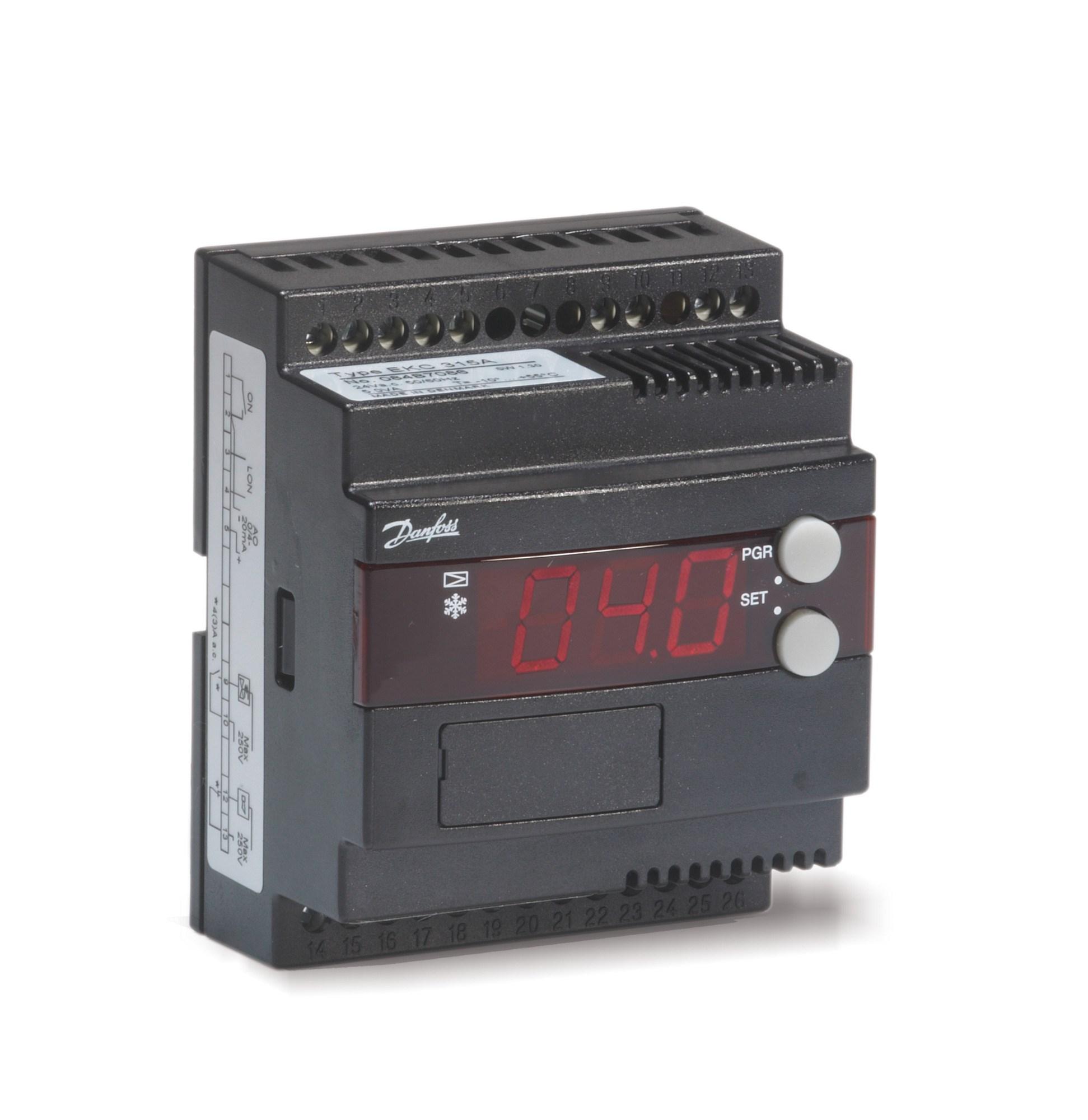 1 NEW Danfoss electronic expansion valve controller Type EKC 312 084B7250