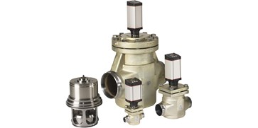Hot Gas Defrost Control Valves
