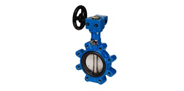 Manualy Operated Butterfly Valves