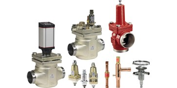 Control Valves and Regulating Valves