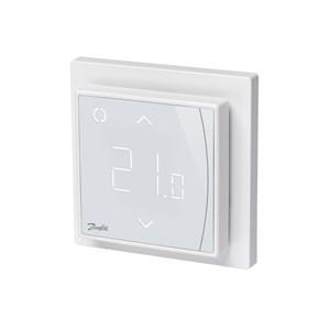 ectemp smart thermostats danfoss electrical heating electrical heating heating and. Black Bedroom Furniture Sets. Home Design Ideas