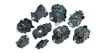 Hydrostatic Pumps & Motors