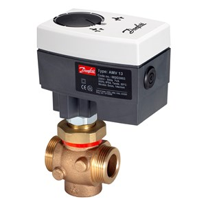 Type Vm 2 Valves For District Heating And District