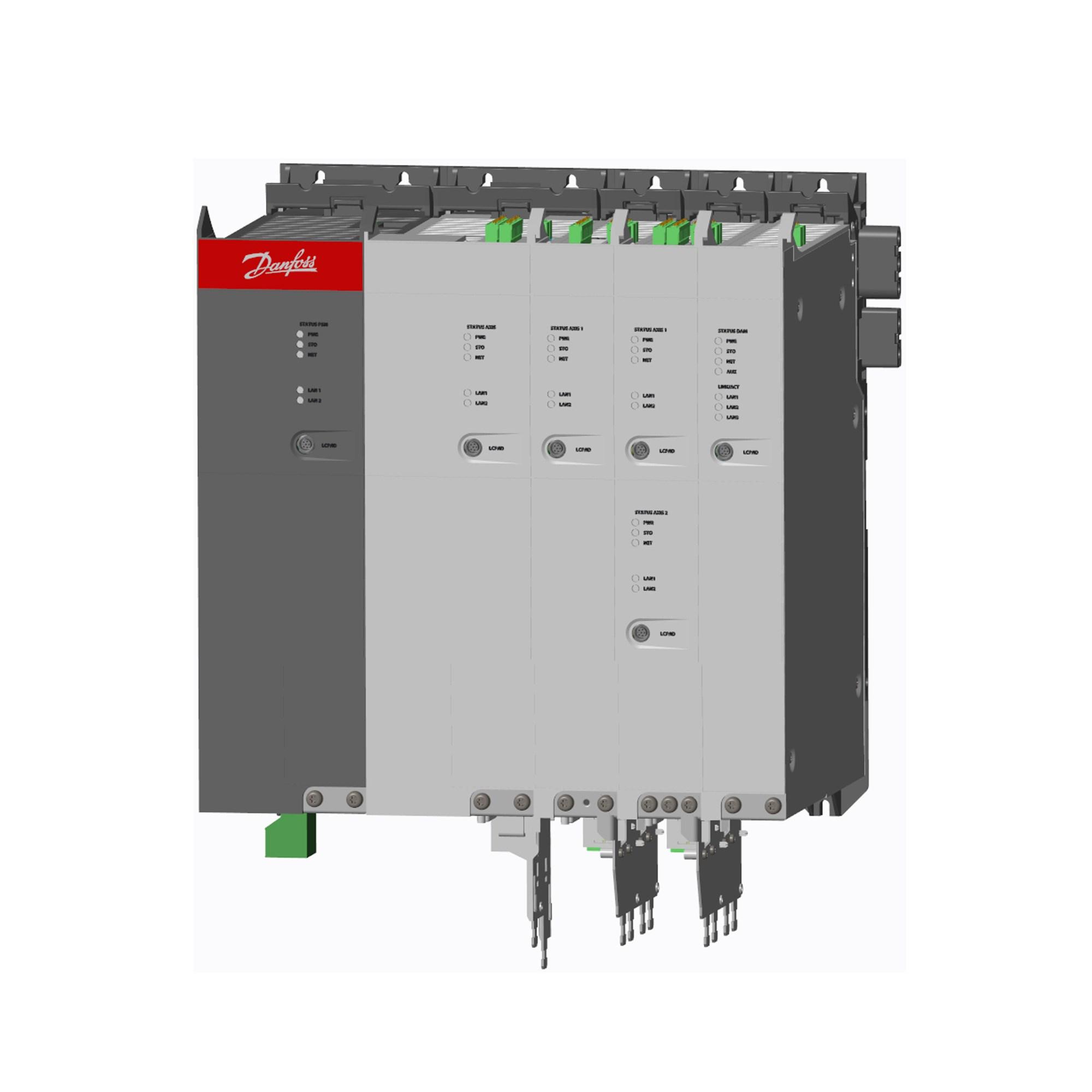VLT® Multiaxis Servo Drive MSD 510
